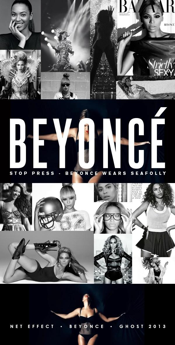 Net effect Beyonce
